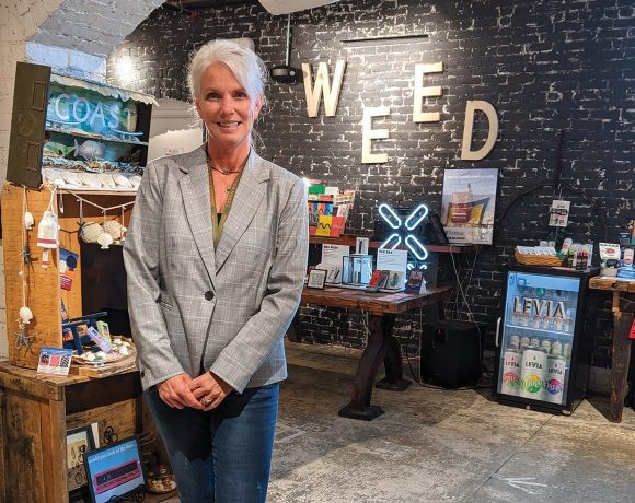 Meg Sanders says the state's onerous regulatory hurdles have made the cannabis space an unfair playing field