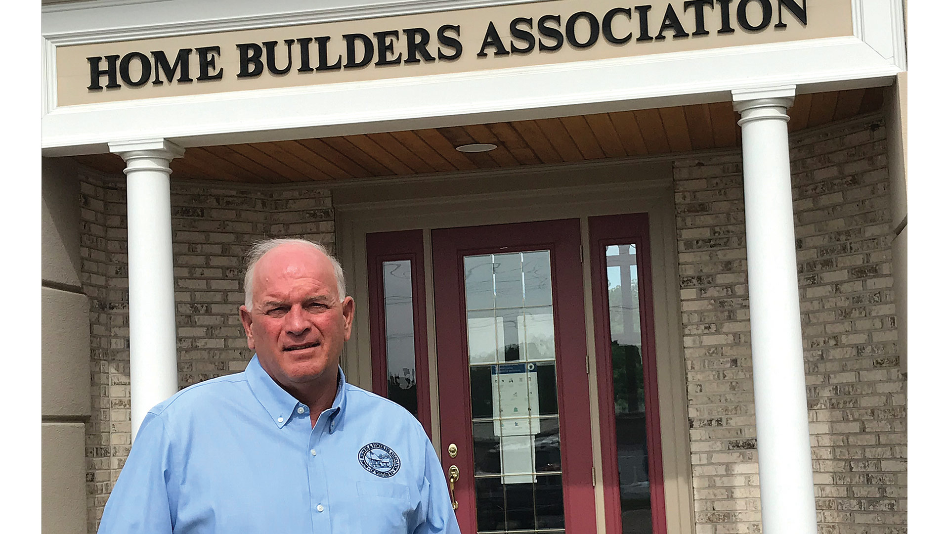 Andrew Crane says the Home Show helps contractors fill their pipeline with future work.