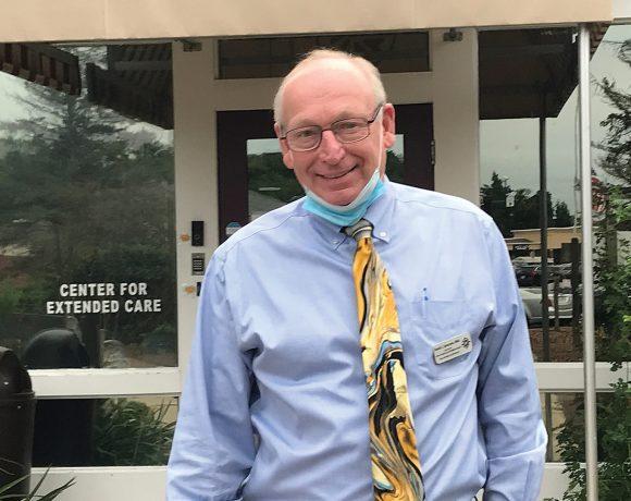David Ianacone says infection-control expertise