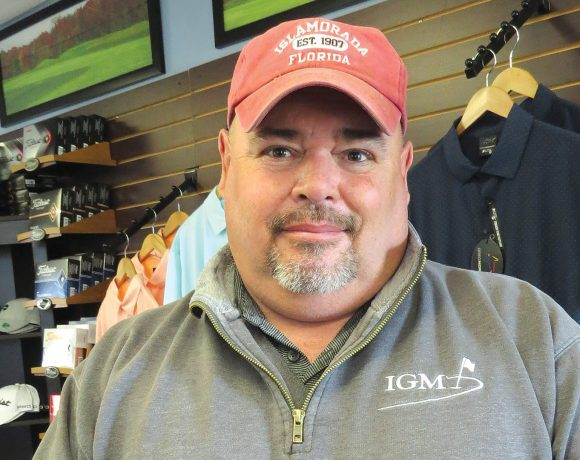 When it hasn't been raining, Mike Fontaine notes, this has been a very solid year for the region's golf courses.