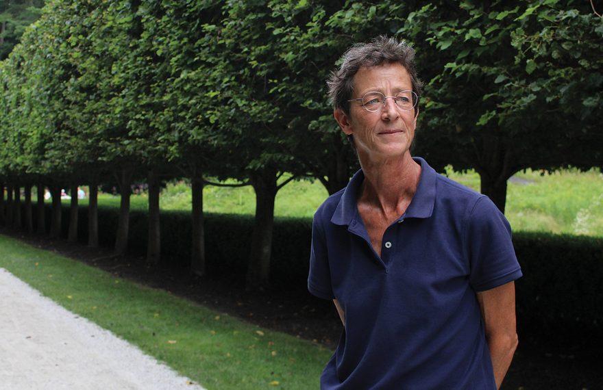 Susan Wissler says visitorship is way up