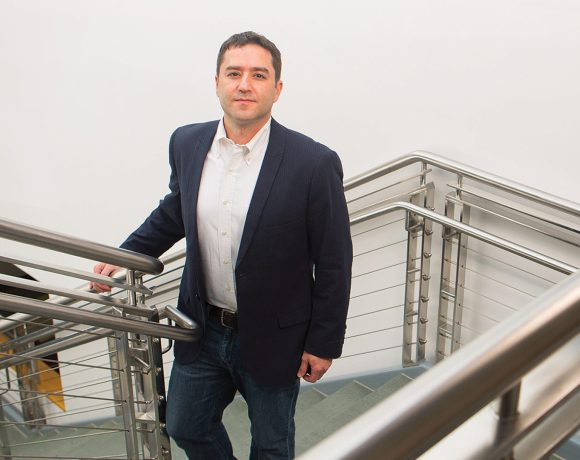 Brian Levine says the UMass Cybersecurity Institute